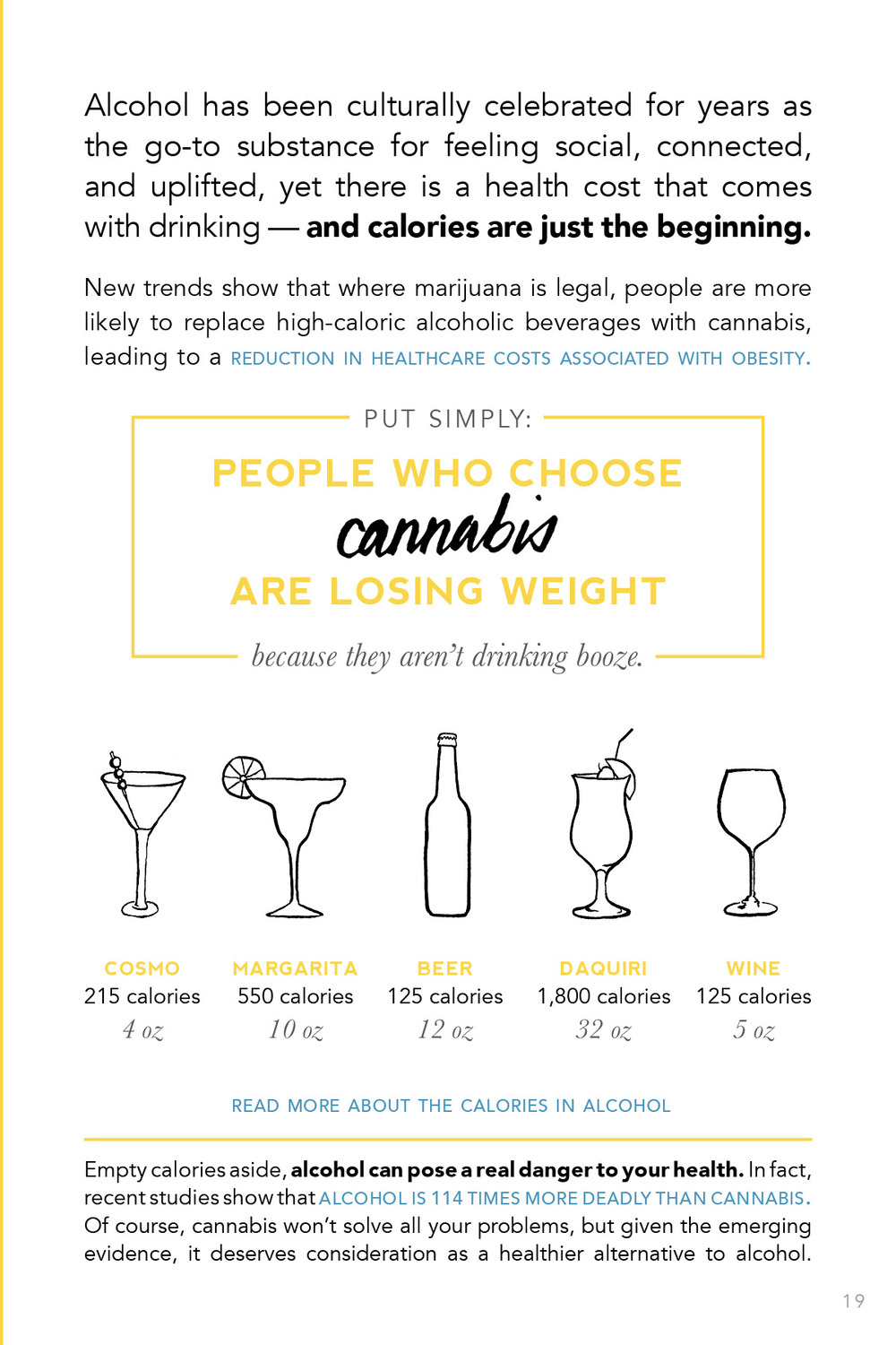 Cannabis Cleanse Alcohol vs Marijuana