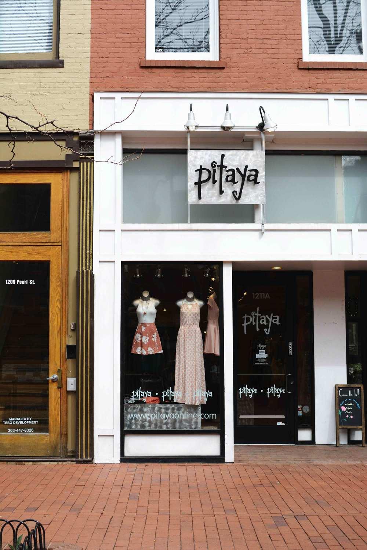 Pitaya, Boulder