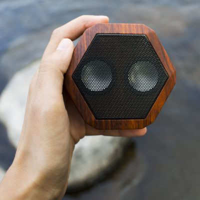 Boombotix Rex Water-Resistant Wireless Speaker /  Urban Outfitters $60