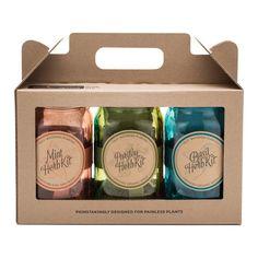 Oprah's Pick - Garden Jar 3-Pack /  Etsy $56