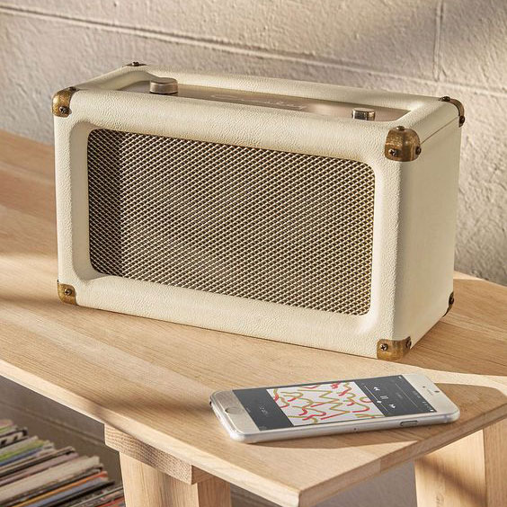 Crosley Harper Wireless Speaker /  Urban Outfitters $79