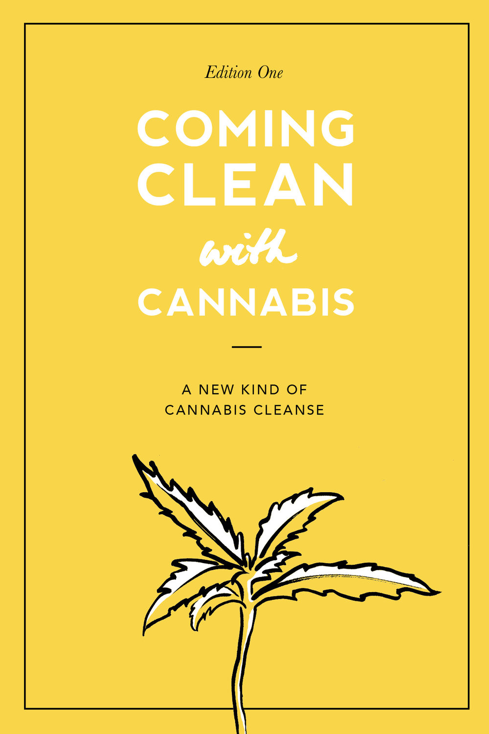 Cannabis Cleanse eBook  Download Coming Clean with Cannabis: A New Kind of Cannabis Cleanse