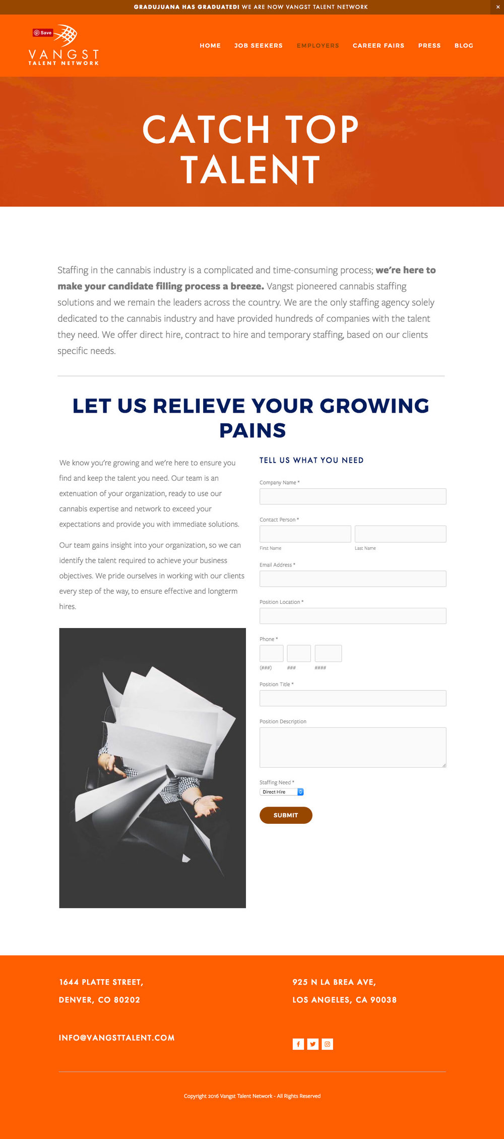 vangst-talent-website-preview-kristen-williams-designs