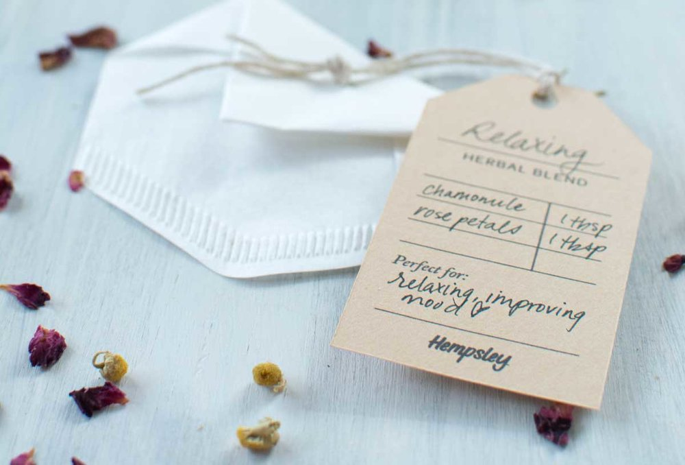 Diy Tea Bags Printable Tags Kristen Williams Designs