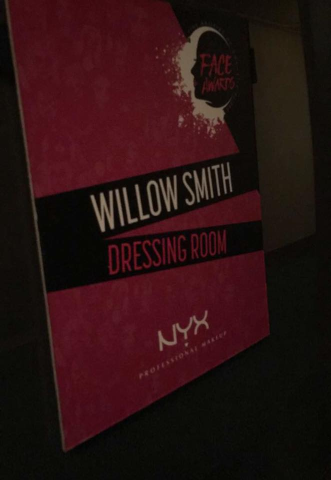 Willo Smith was totally awesome...which I got to meet her