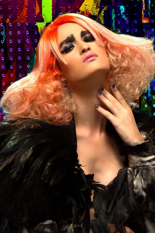 model Katya Estes
