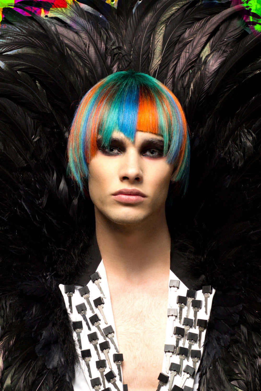model Justin Sinkler
