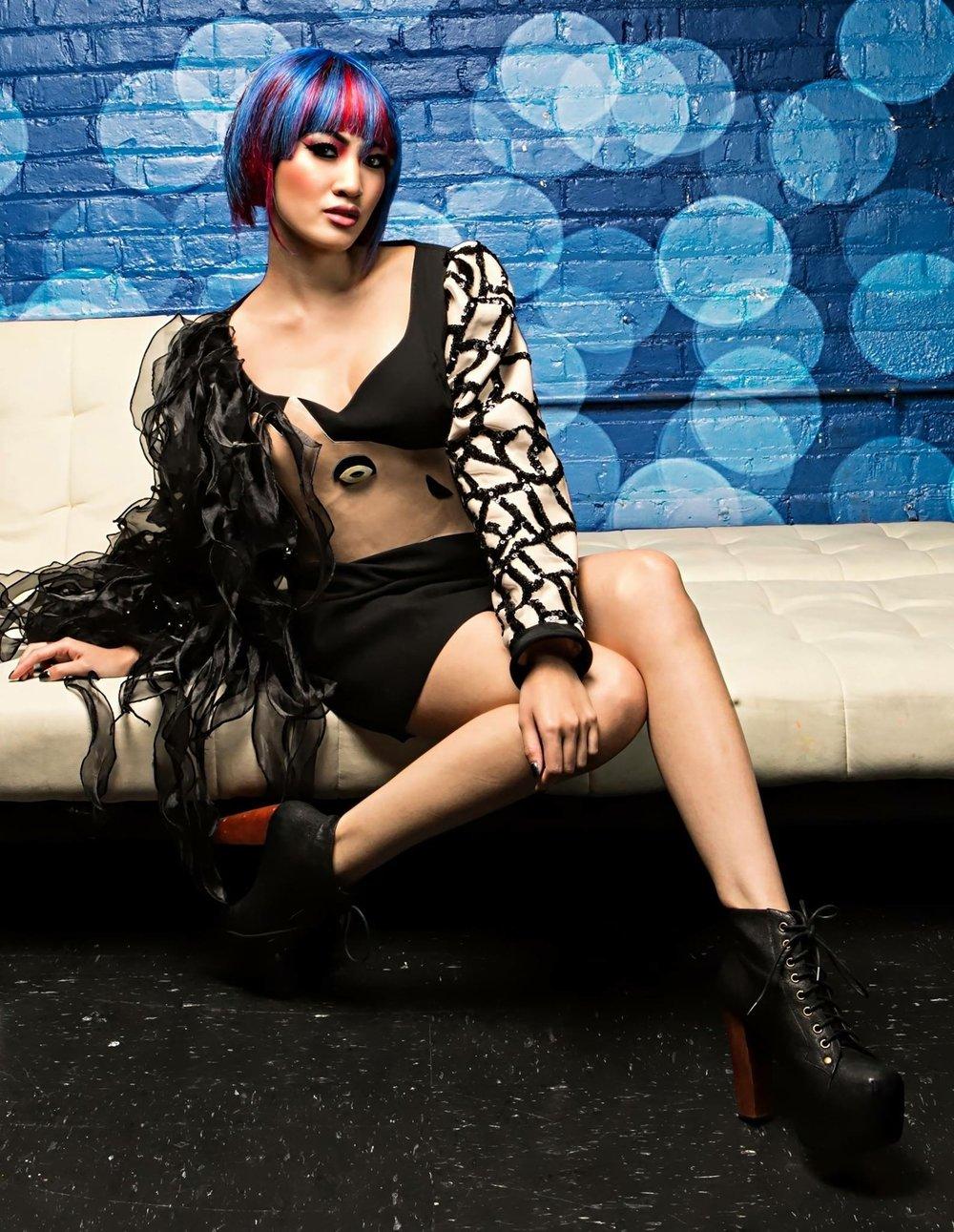 model Katy Ngo