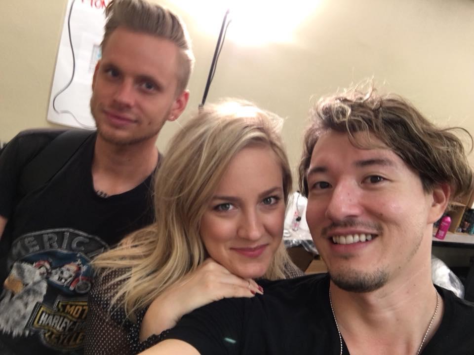 Social Influencer, Spencer and Redken Social, Kyle