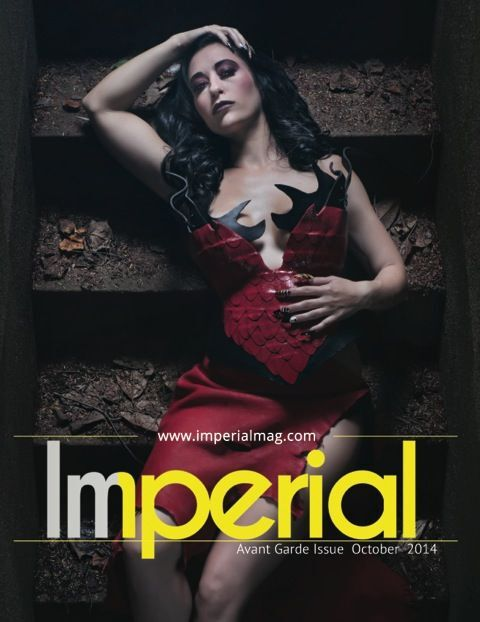 memorabalia: Cover of Imperial Magazine
