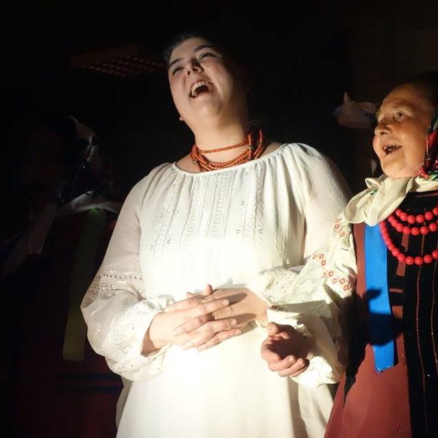 NADIA TARNAWSKY   Ukrainian Polyphonic Singing