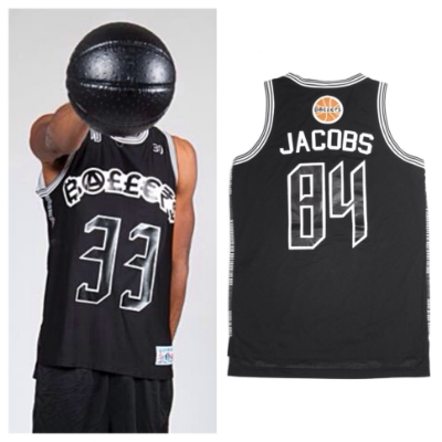 KEITH MÁRTON Ostrich Basketball in Marc Jacobs photo shoot