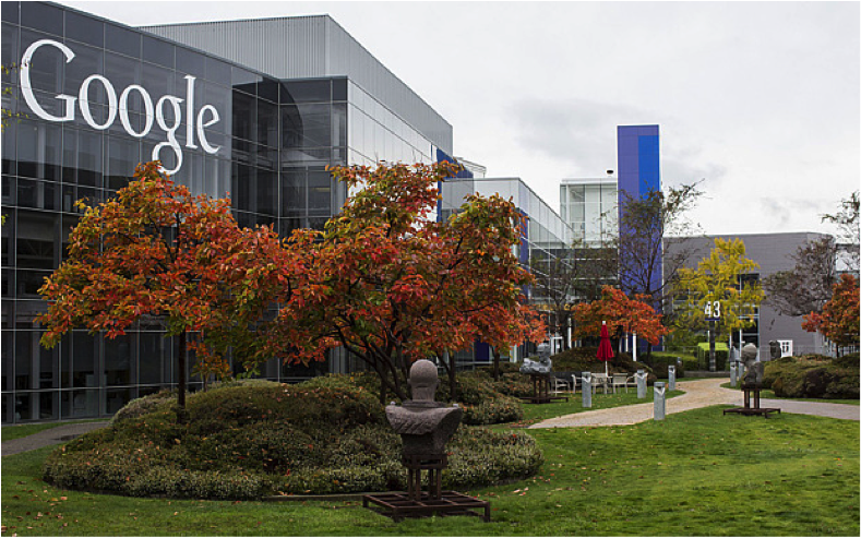 SGI / Google Headquarters Campus