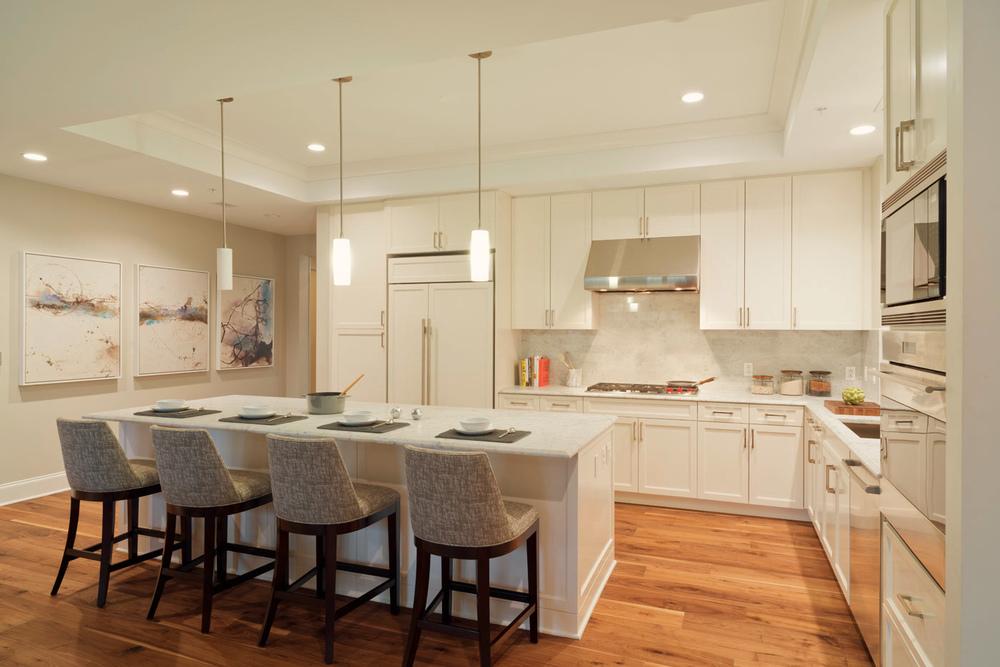 Quarry Springs Residence Kitchen