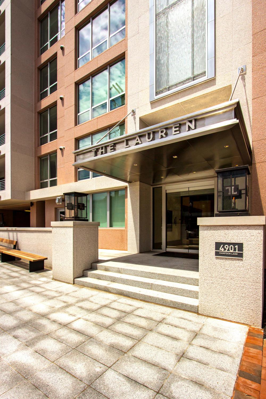 The Lauren Residences exterior design