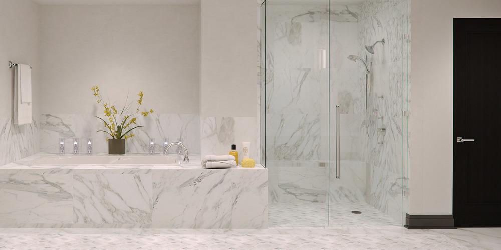 The Lauren Residences Penthouse Bathroom