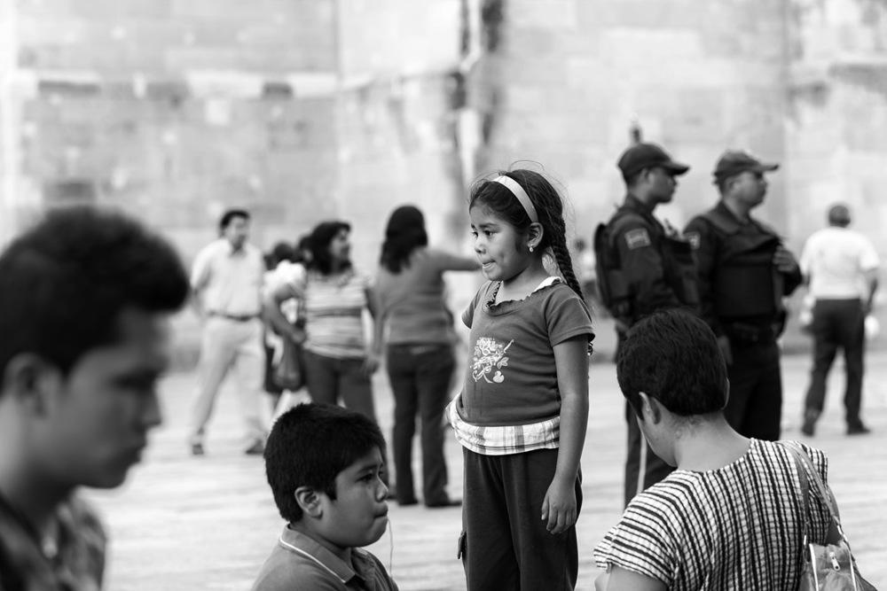 atención  Oaxaca : Mexico2013