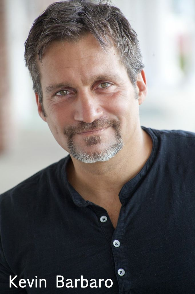 Actor/Writer/Producer Kevin Barbaro