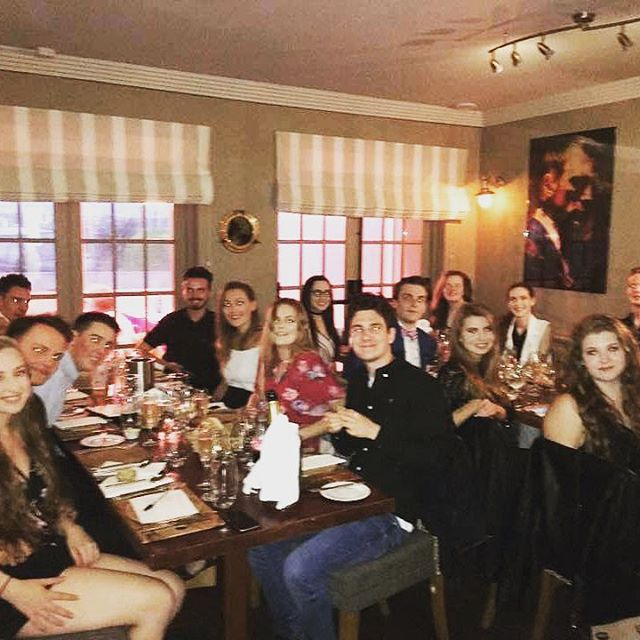 Well done, final years! Last exam done after 2 years of hard work  #finalexam #celebrationmeal #jibssquad  #studyinjersey #universitylife #degree #jerseyci #financialservices #career #finance #uniofbuckingham #economics #investment #banking #businessschool