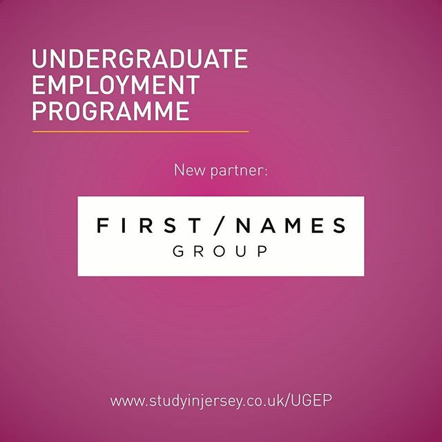 First Names Group Careers joins paid work programme:  YOUR LIFE AS A FIRST NAME  We're a leading independent provider of trust, fund, real estate and corporate services operating in 14 different locations around the globe.  We credit this growth to our people – talented and driven individuals making things better for their teams, clients and communities. We call ourselves 'First Names'. Being a First Name means being passionate about both professional and personal development. We know that the prosperity of ourselves, our teams, our clients and our communities are intertwined and we work hard to achieve the best for everyone.  You will work in an environment that encourages open, honest discussion and collaboration. We will support your goals, celebrate your achievements and give you a variety of placements across our business so you have a true insight of the different career opportunities available.  Learn more about the Undergraduate Employment Programme:  www.studyinjersey.co.uk/UGEP  #studyinjersey #universitylife #degree #jerseyci #financialservices #career #finance #uniofbuckingham #economics #investment #banking #businessschool