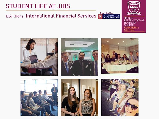 Considering your next step? Come talk to one of our degree team to find out the benefits of joining the cohort this year and studying for a degree in BSc (Hons) International Financial Services. Student Finance is available to all those who meet the criteria. To find out more visit our website: https://lnkd.in/g9n3KBu or contact us on: Phone: +44 (0)1534 816333 Email: info@jerseyibs.com Alternatively, pop into the University Centre located at The Weighbridge.