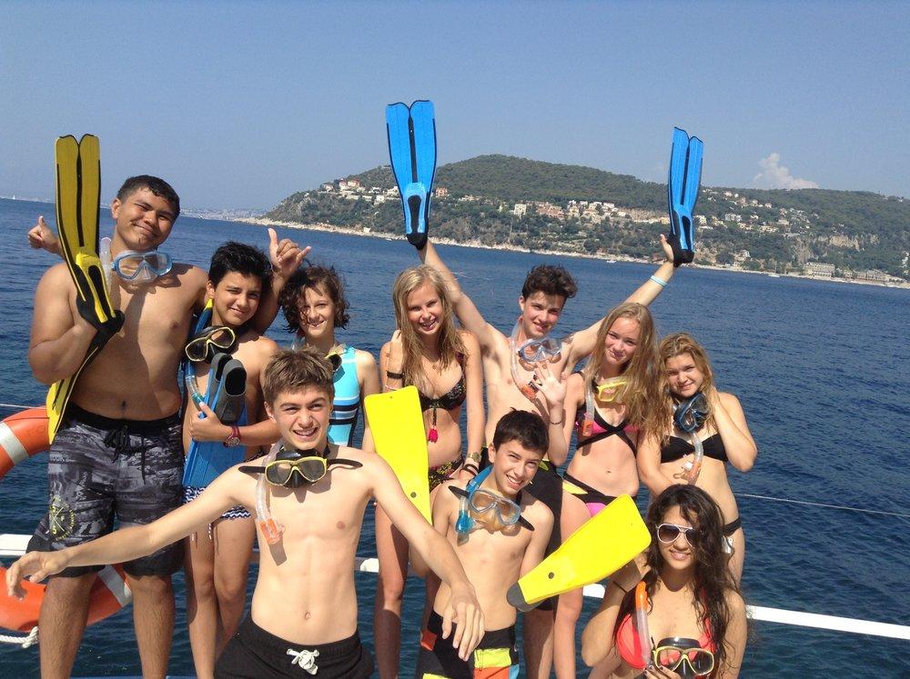 Nice - Juniors - Boat excursion 8.JPG