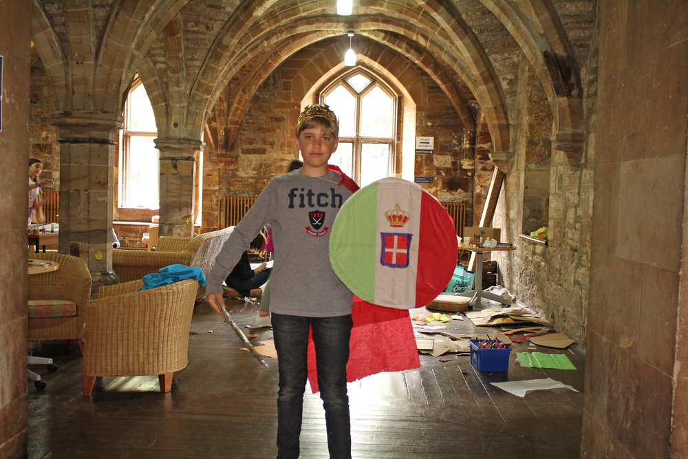 Newbattle Activity Building a Knight Costume.jpg