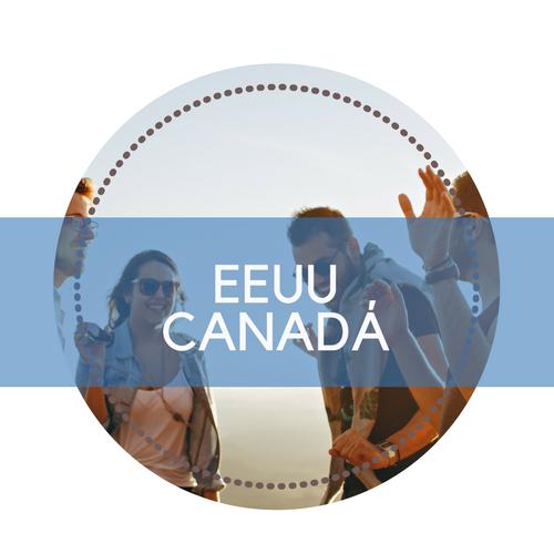 ver cursos USA y canadá