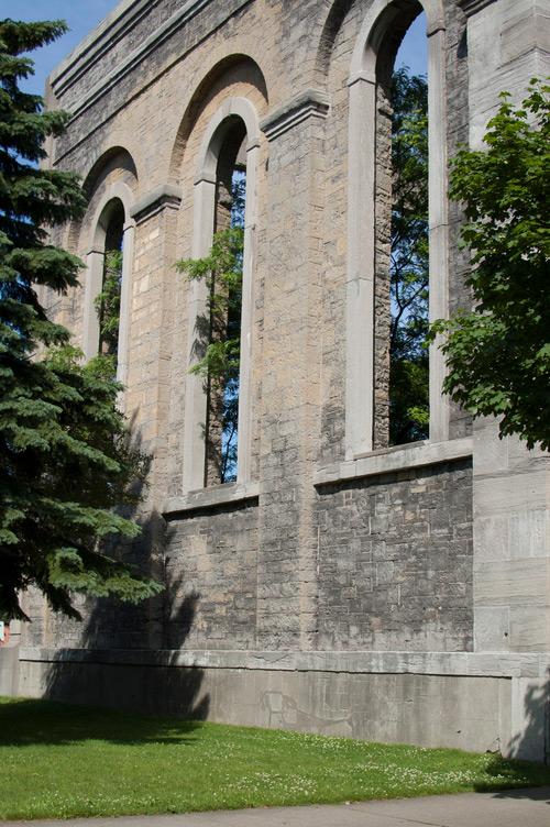 St. Joseph's Park: Repointed 1990