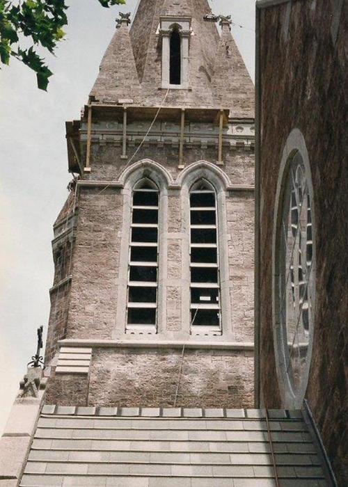 Medina Steeple