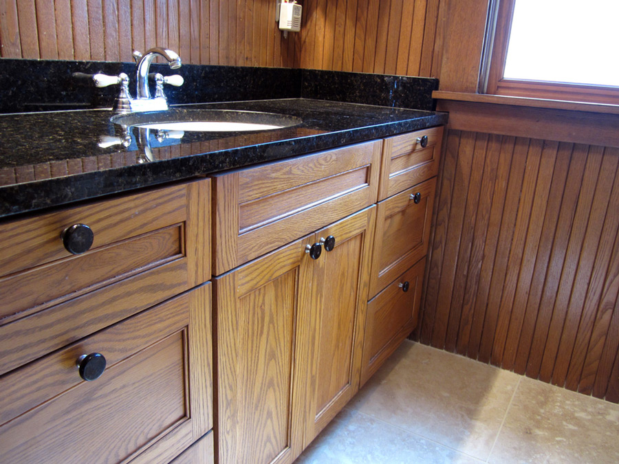 A 1907 Bathroom Redone One Hundred Years Later