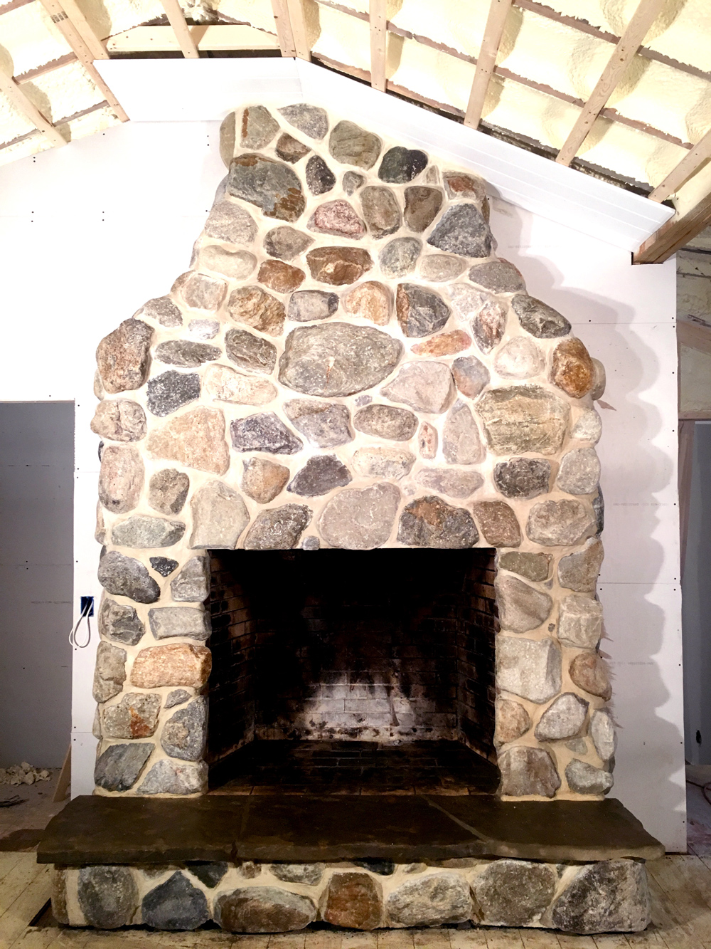 Fireplaces Chimney Repair Stonelove Masonry Rochester