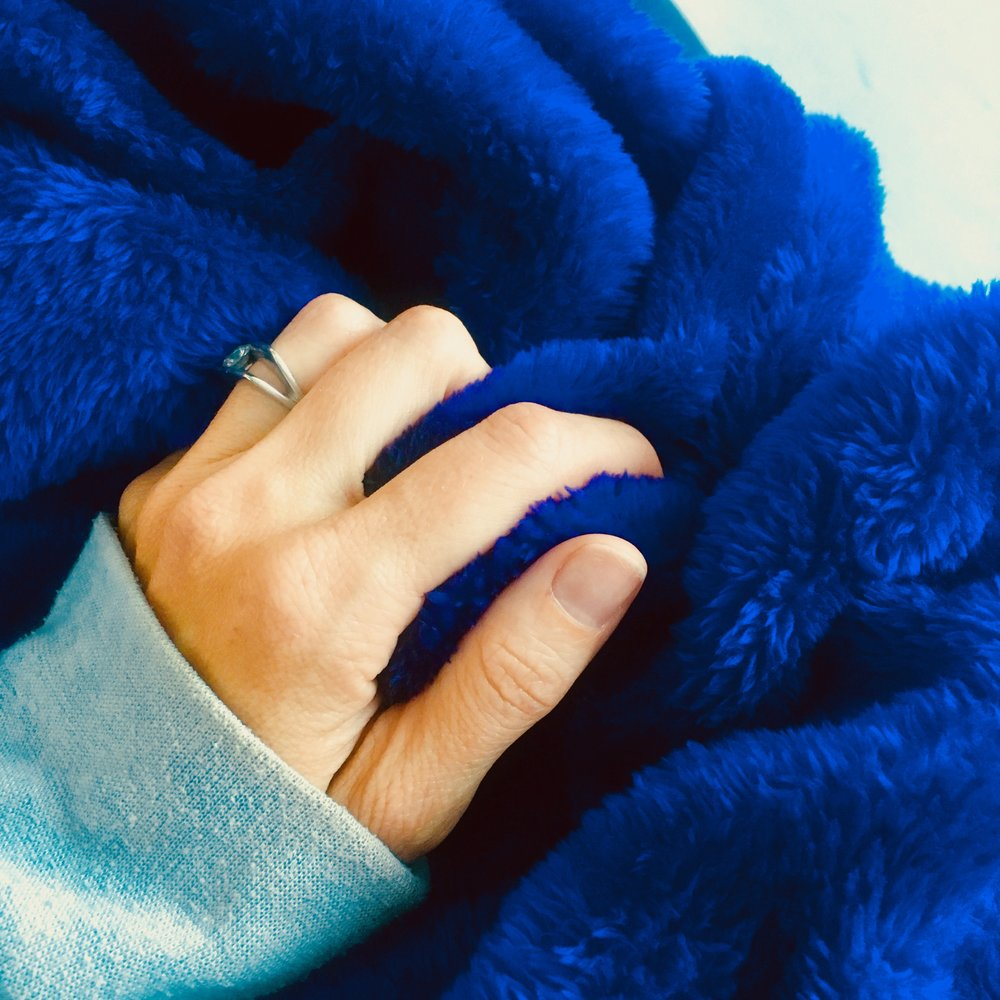 Soft Blankets - I turn myself on when... I wrap myself in softness.Sometimes I like it rough and fast, but more often, I like it soft and slow. There is something about wrapping myself in a super soft blanket that connects me to my sensual self.