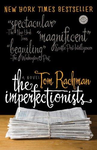 Tom Rachman