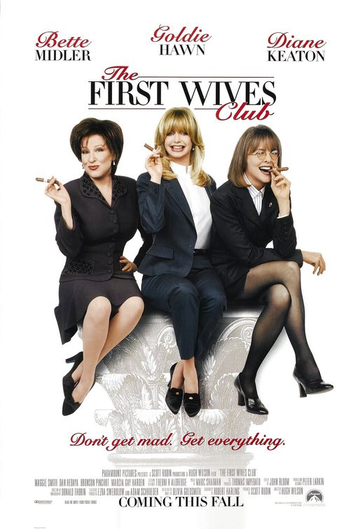 The First Wives Club Movie
