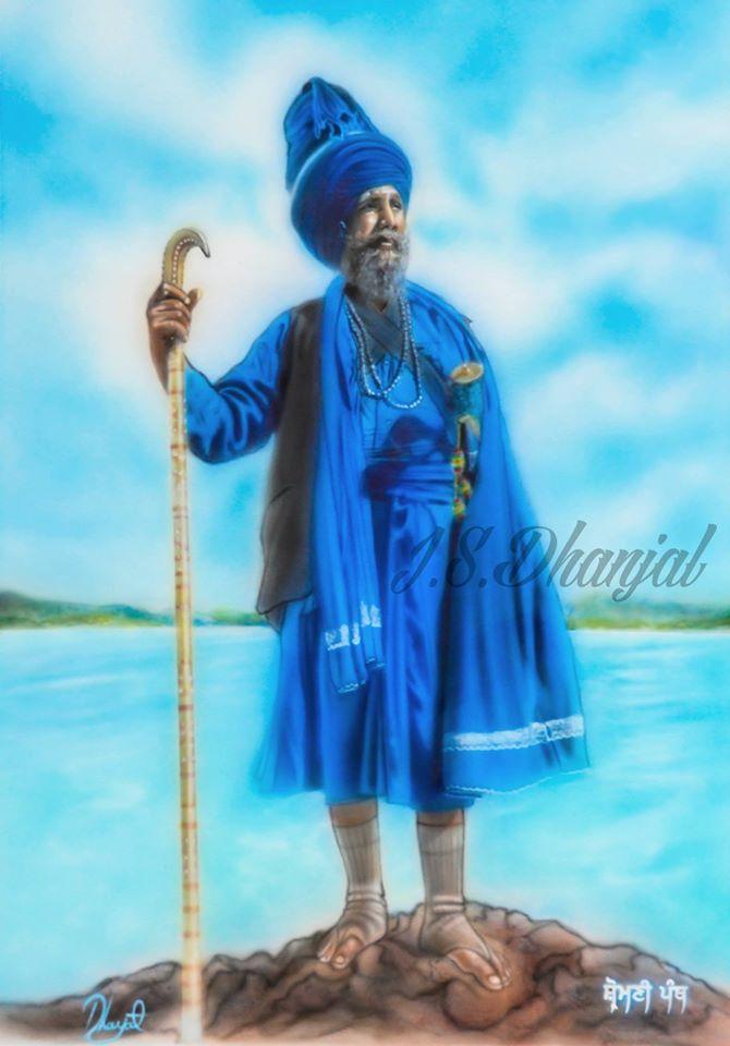 Jathedar Baba Joginder Singh Ji 96 Krori