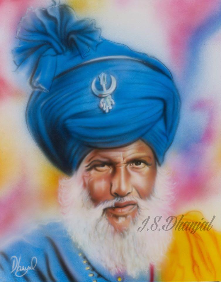 96 krori Akali Baba Surjeet Singh Ji