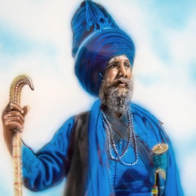 (detail) 96 Krori Akali Baba Joginder Singh Ji