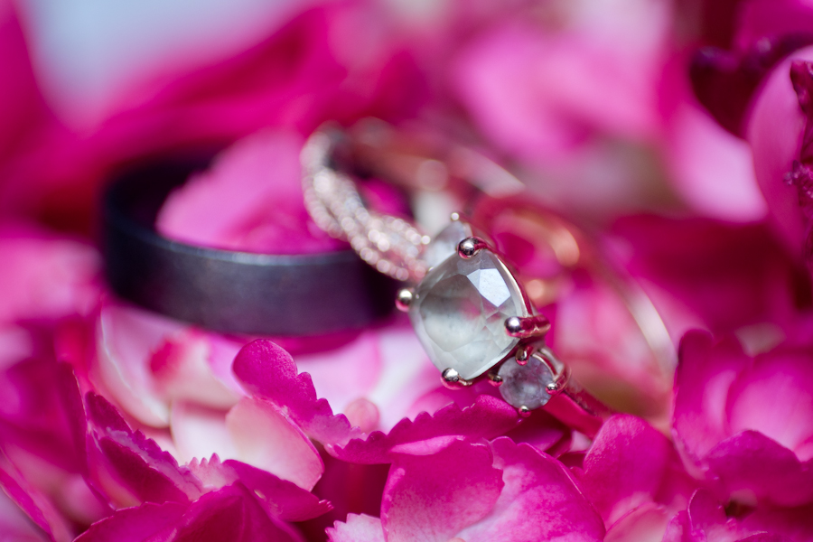 Family Heirloom Engagement and Wedding Rings - San Antonio Wedding Photographer