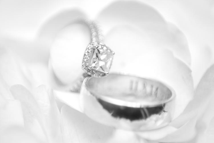 Engraved Wedding Bands - San Antonio Wedding Photographer