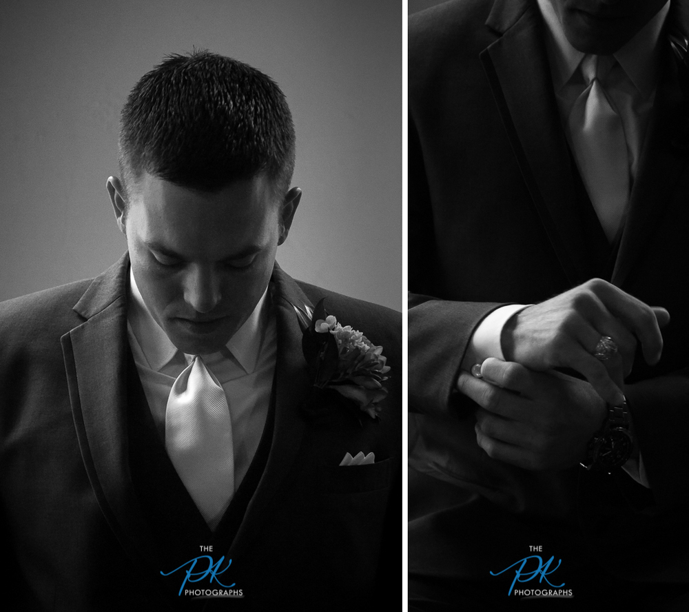 Groom Getting Ready -  San Antonio Wedding Photographer