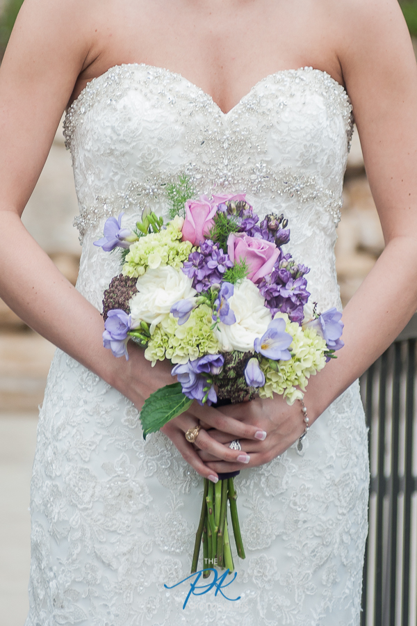 Bride's Bouquet -  San Antonio Wedding Photographer
