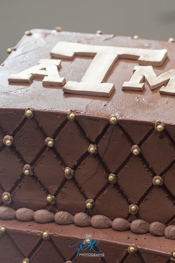 Texas A&M Groom's Cake -  San Antonio Wedding Photographer