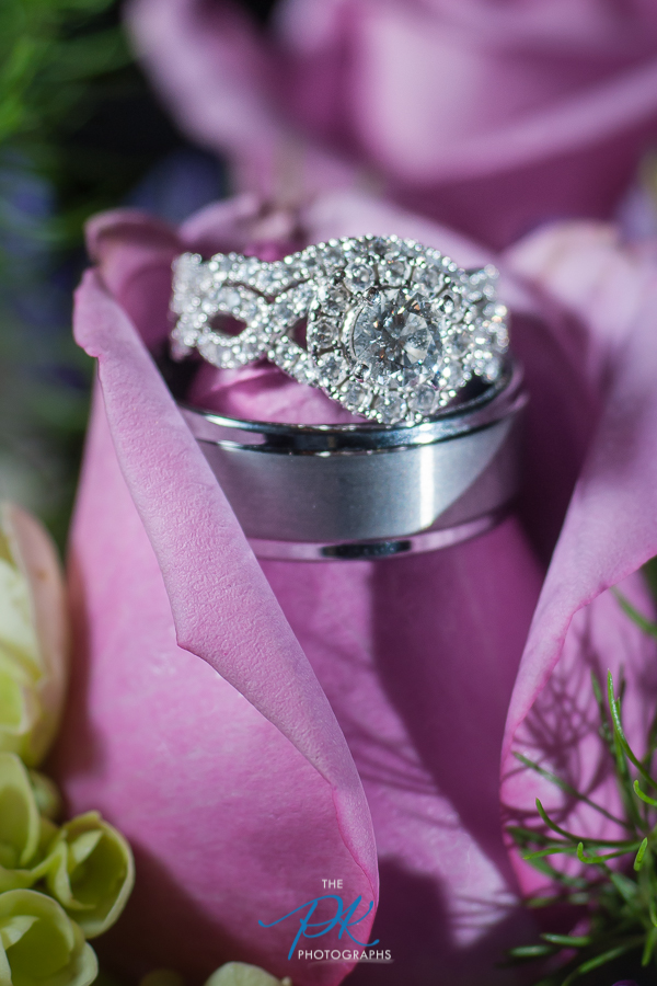 Wedding Rings -  San Antonio Wedding Photographer