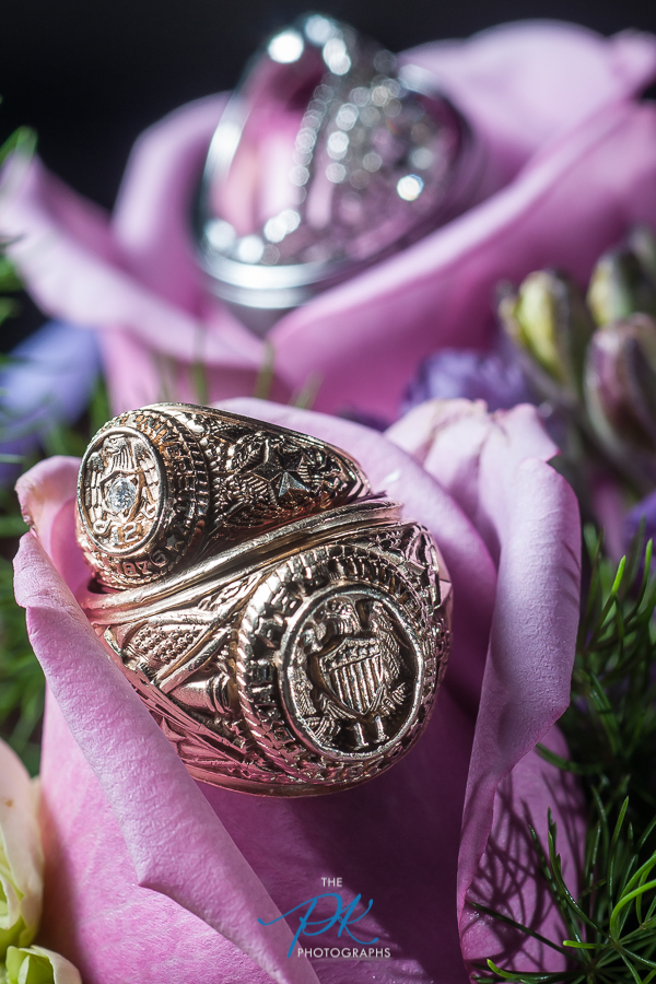 A&M Class Rings and Wedding Bands -  San Antonio Wedding Photographer