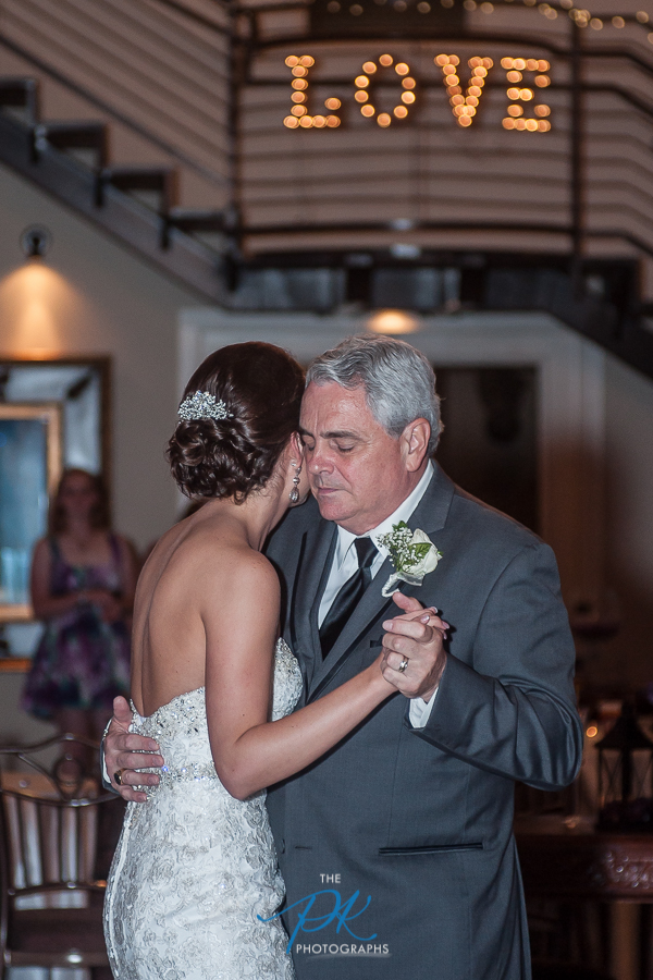 Father / Daughter Dance -  San Antonio Wedding Photographer