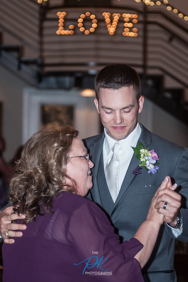 Mother / Son Dance -  San Antonio Wedding Photographer