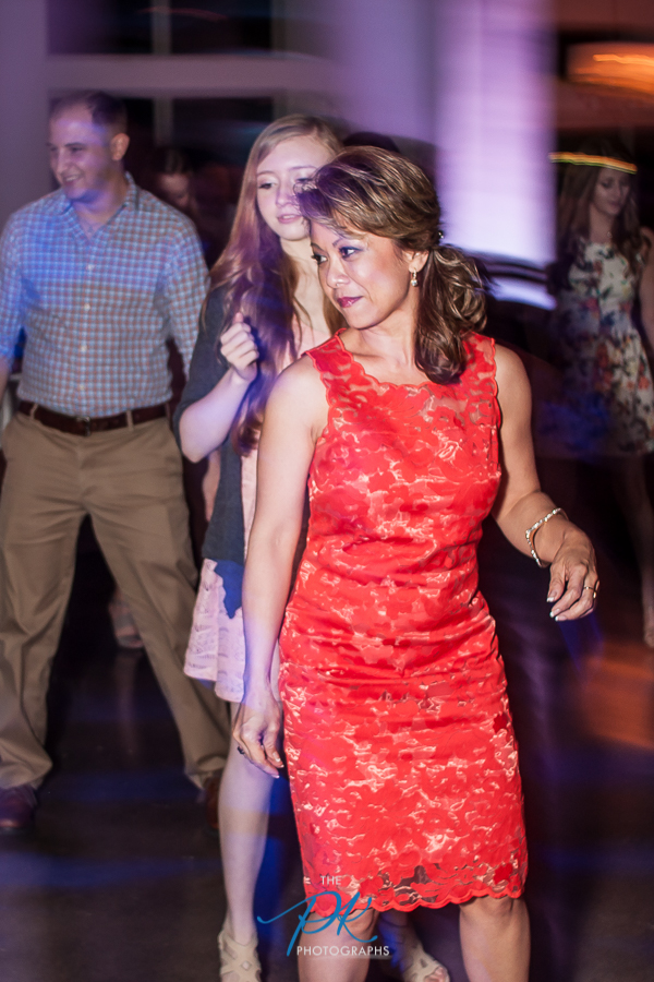 Wedding Reception Dance Floor -  San Antonio Wedding Photographer
