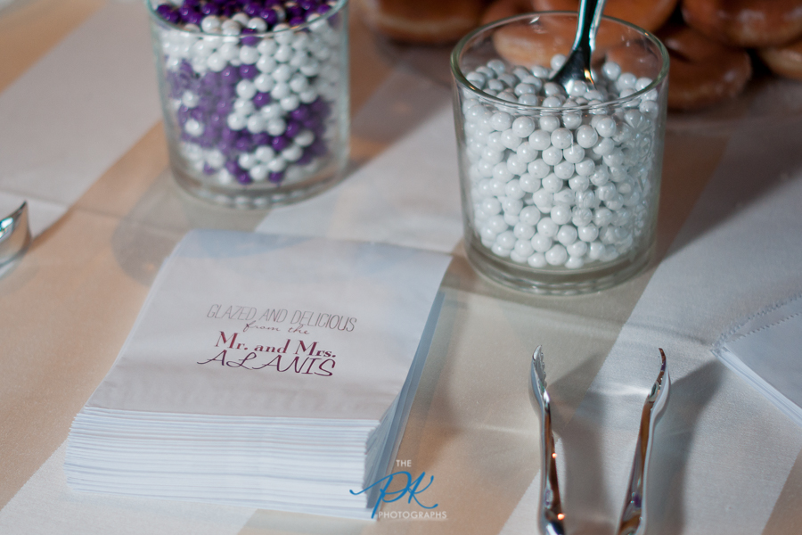Personalized Candy Bags - San Antonio Wedding Photographer