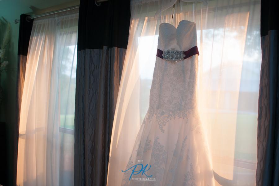 Wedding Dress - San Antonio Wedding Photographer
